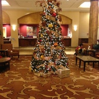 Photo taken at DoubleTree Suites by Hilton Hotel Anaheim Resort - Convention Center by Ryan G. on 12/27/2012