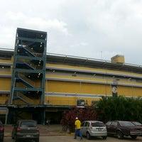 Photo taken at Estadio Monumental de Maturín by R B. on 8/24/2014