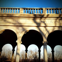 Photo taken at Ault Park by David H. on 12/22/2012