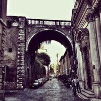Photo taken at Via Giulia by Anton B. on 6/20/2013