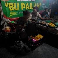 Photo taken at Jagung Bakar Bu Pailah by Pancoelz N. on 3/1/2014