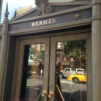 Photo taken at Hermès by 🎀Maria S. on 7/31/2013