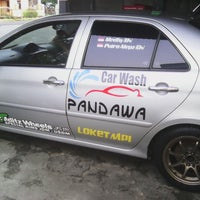 Photo taken at PANDAWA Auto Steam by Rian S. on 9/30/2014