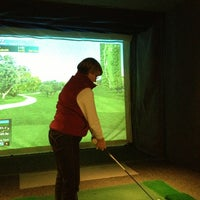 Photo taken at Fore Seasons Indoor Golf by Lila S. on 1/22/2013