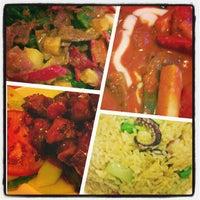 Photo taken at Thai Zhen Restaurant by Amcel O. on 5/3/2013