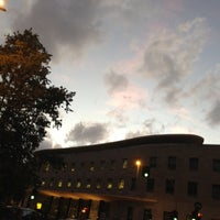 Photo taken at Piazza Bologna by Paolo N. on 11/5/2012