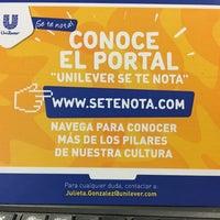Photo taken at Unilever by Esthefany F. on 8/16/2016