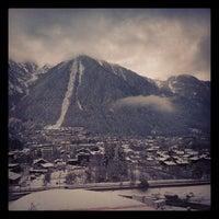 Photo taken at École Nationale de Ski et d'Alpinisme de Chamonix by Bickers z. on 11/30/2013