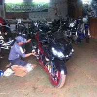 Photo taken at Moto Rider by Fredy O. on 10/20/2012