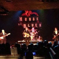 Photo taken at House of Blues by John H. on 1/5/2013