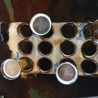 Photo taken at Lolo Peak Brewing Company by Beverly D. on 11/13/2017