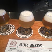 Photo taken at Right Proper Brewing Company by Beverly D. on 2/19/2017