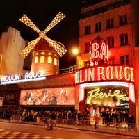 Photo taken at Moulin Rouge by Geoff T. on 5/27/2013
