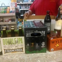 Photo taken at Lakeview Liquor by Ben G. on 8/5/2014