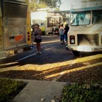 Photo taken at La Mesa Food Truck Gathering by Bradford B. on 9/15/2012