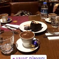 2/17/2018 tarihinde Mustafa Yaman D.ziyaretçi tarafından Kahve Dünyası'de çekilen fotoğraf
