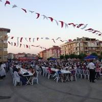 Photo taken at Sancaktepe Belediyesi Meclis Mahallesi Iftari by Ali Samet Ö. on 7/26/2013