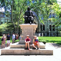 Photo taken at University of Pennsylvania by Aaron B. on 6/21/2013
