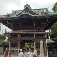 Photo taken at Shibamata Taishakuten (Daikyo-ji Temple) by どん兵衛 on 6/15/2013
