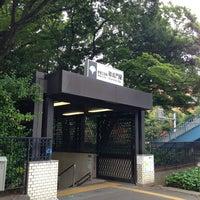 Photo taken at Onarimon Station (I06) by どん兵衛 on 7/14/2013