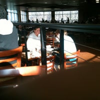 Photo taken at Cranston Marche Dining Hall by Jasmine B. on 12/16/2012