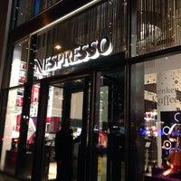 Das Foto wurde bei Nespresso Boutique von Марина Б. am 11/29/2013 aufgenommen