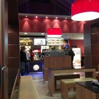 Photo taken at Burger King by Марина Б. on 3/15/2013