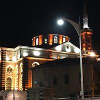 Photo taken at Kurtuluş Camii by Ismail Ö. on 8/10/2018
