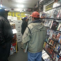 Photo taken at Comic Vault by darius m. on 10/10/2012