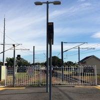 Photo taken at Wynnum Railway Station by Darren B. on 5/26/2015