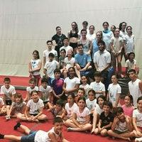 Foto tomada en Club Esportiu INEF Barcelona por Alex S. el 6/15/2016
