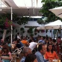 Foto tomada en Restaurante Sociedad Plateros Maria Auxiliadora por Alex S. el 5/11/2013