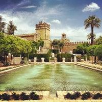 Foto tomada en Alcázar de los Reyes Cristianos por Alex S. el 5/13/2013