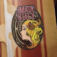 Das Foto wurde bei Mata Hari von Lily T. am 6/12/2013 aufgenommen
