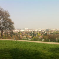 Photo taken at Roter Berg by Müge G. on 4/21/2013