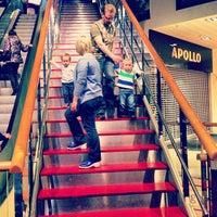 Photo taken at Apollo Kino Solaris by Andrei M. on 5/3/2013