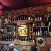Photo taken at Al Boccon Di'vino by Stacy on 9/27/2015