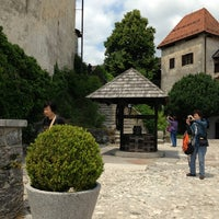 Photo taken at Blejski Grad | Bled Castle by medcectpa on 6/27/2013