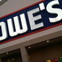 Photo taken at Lowe's Home Improvement by Stephen C. on 3/30/2014