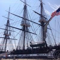 Foto tirada no(a) USS Constitution por Sasha S. em 6/21/2013