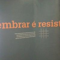 Foto scattata a Memorial da Resistência de São Paulo da Higor S. il 5/21/2013