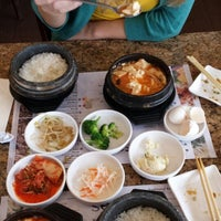 Photo taken at Seoul Tofu Restaurant by Billy S. on 8/2/2013