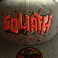 Photo taken at Goliath RF by Tarik S. on 5/31/2013