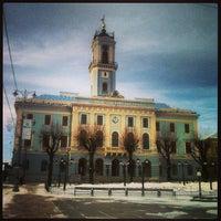 Снимок сделан в Центральная площадь пользователем Artem B. 3/16/2013
