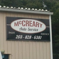Photo taken at McCreary Auto Service by Carla A. on 6/27/2013
