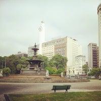 10/27/2012 tarihinde Gledson R.ziyaretçi tarafından Praça Mahatma Gandhi'de çekilen fotoğraf