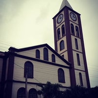 Photo taken at Igreja de Santo Antônio by Gledson R. on 7/18/2016