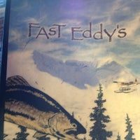 Photo taken at Fast Eddy's Restaurant by Aliza S. on 4/27/2013