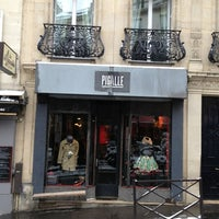 Photo taken at Pigalle Neuf Store by Michel P. on 1/19/2013