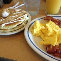 Photo taken at IHOP by Amy L. on 7/6/2013